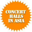 Concert Halls in ASIA