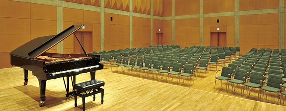 Tokyo Opera City Recital Hall