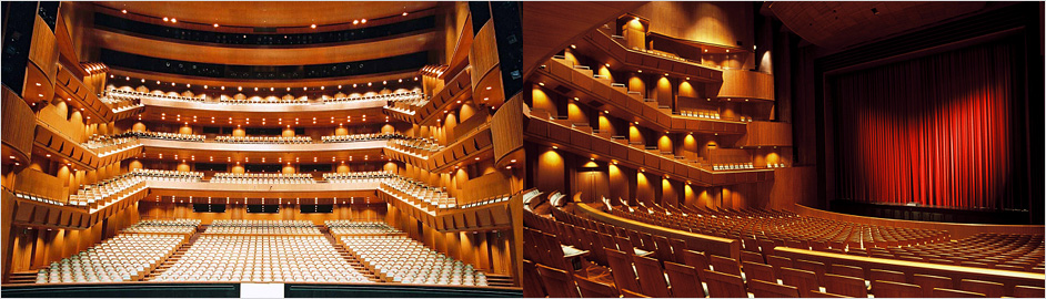 The New National Theatre, Tokyo Opera House