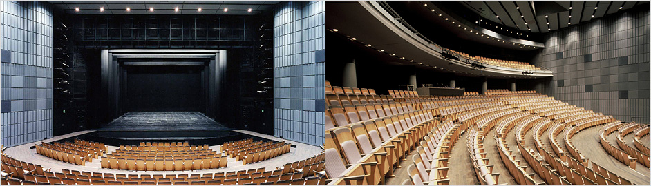 The New National Theatre, Tokyo Opera House Play House